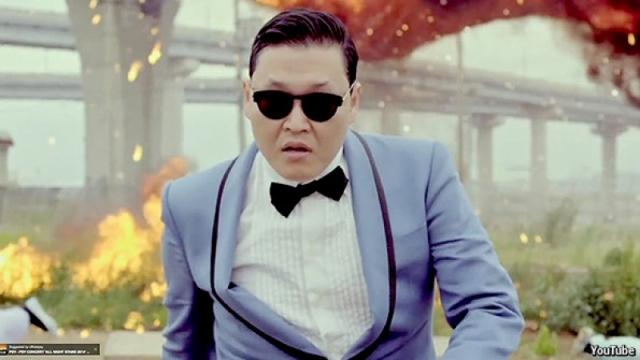 اقتصاد تأثیر - Gangnam Style