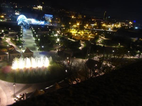 تفلیس در شب